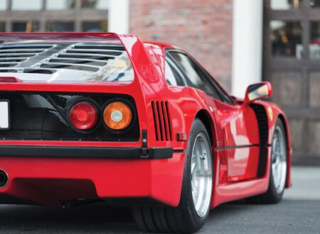 ferrari f40 car 13 450x330 - 1990 US-Spec Ferrari F40