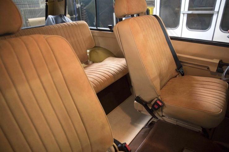 range rover classic 18 740x493 - 1973 Range Rover Classic