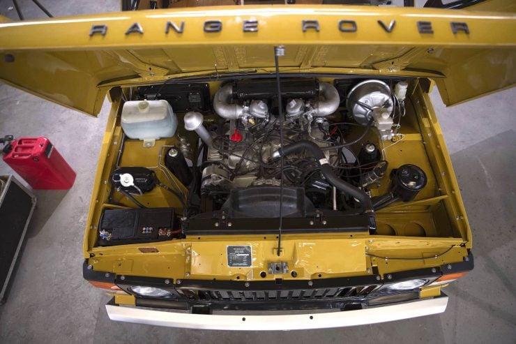range rover classic 3 740x493 - 1973 Range Rover Classic