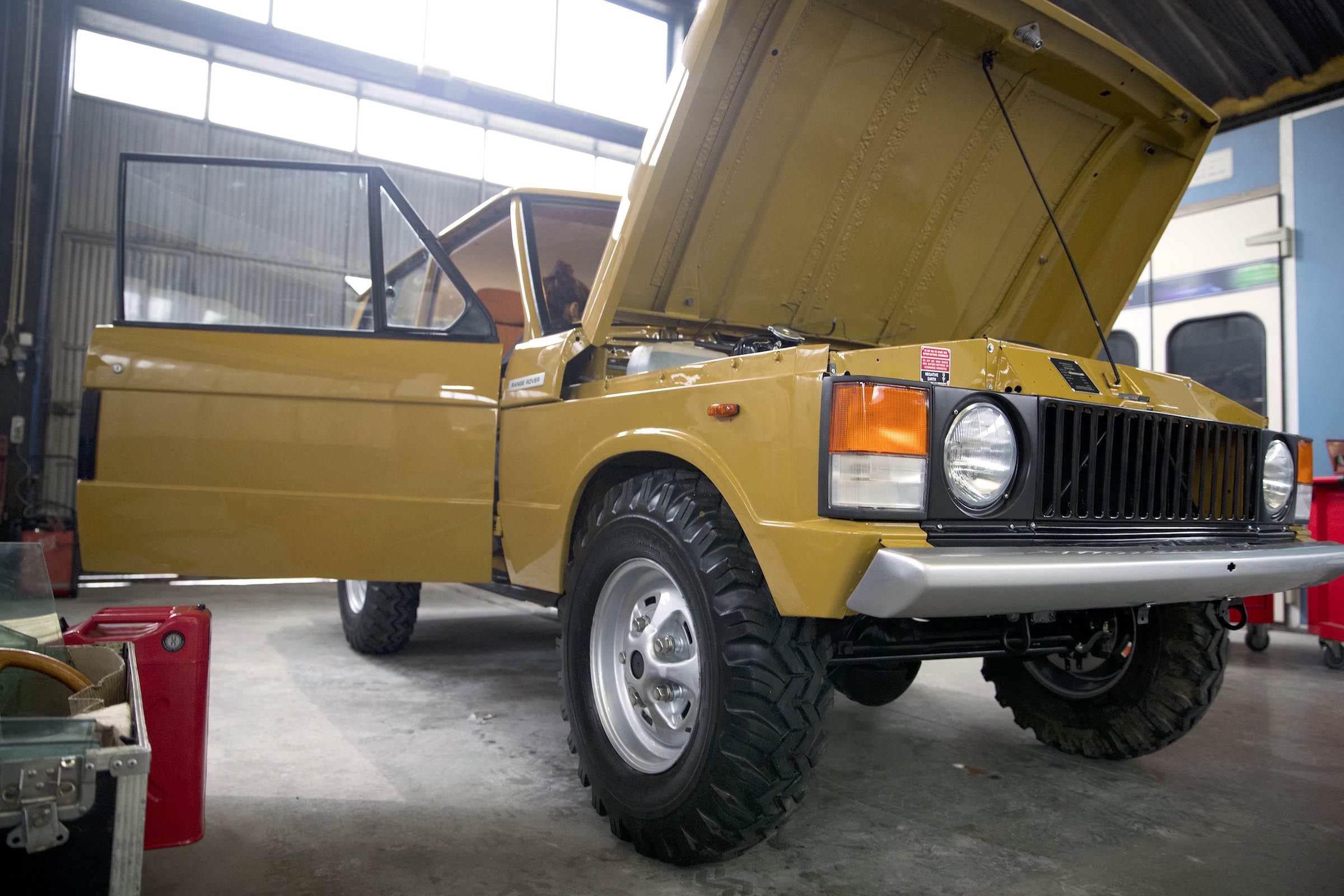1973 Range Rover Classic
