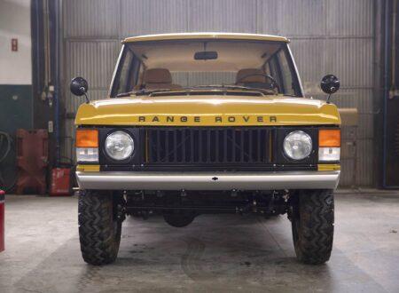 range rover classic 35 450x330 - 1973 Range Rover Classic