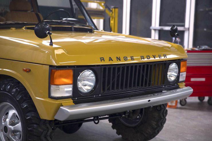 range rover classic 36 740x493 - 1973 Range Rover Classic
