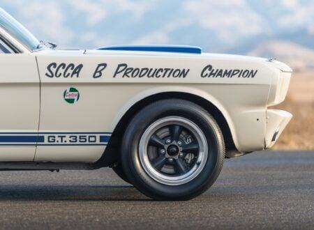 shelby mustang gt350 r car 23 450x330 - Cobra Caravan Survivor: 1965 Shelby GT350 R