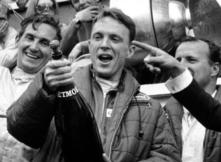 Dan Gurney 1967 Le Mans 450x330 - Documentary - Dan Gurney: Renaissance Man of Motorsports