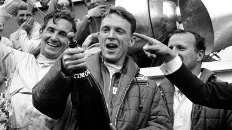 Dan Gurney 1967 Le Mans 740x417 - Documentary - Dan Gurney: Renaissance Man of Motorsports
