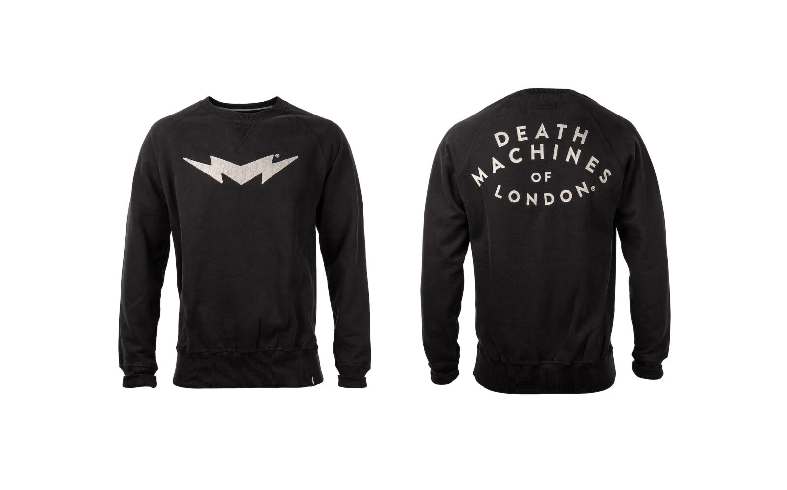 Death Machines Of London Bolt Sweater Main 1600x997 - Death Machines Of London Bolt Sweater
