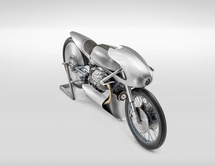 Death Machines of London Airforce Moto Guzzi Custom Motorcycle 2 740x572 - Death Machines of London Airforce Moto Guzzi