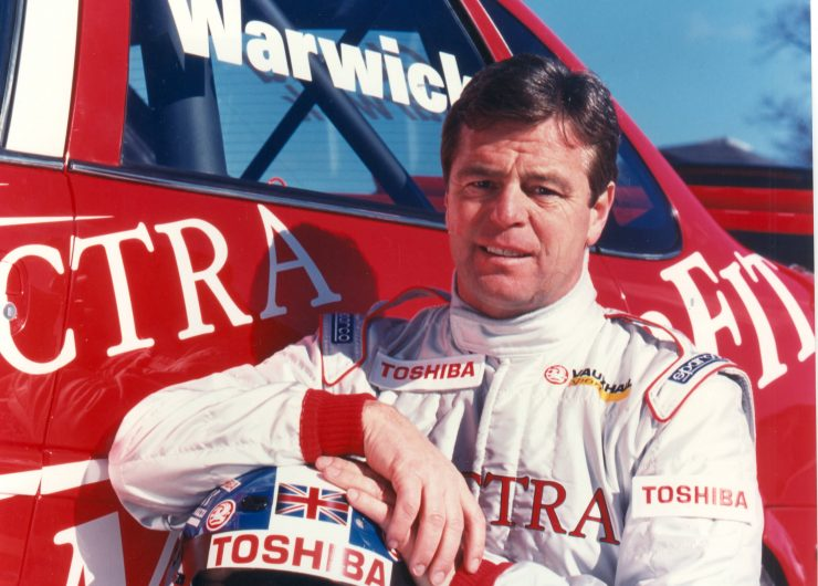 Derek Warwick Driver 740x530 - Documentary: Derek Warwick - Raw Racing