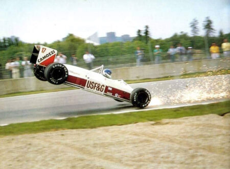 Derek Warwick canada 1988 450x330 - Documentary: Derek Warwick - Raw Racing