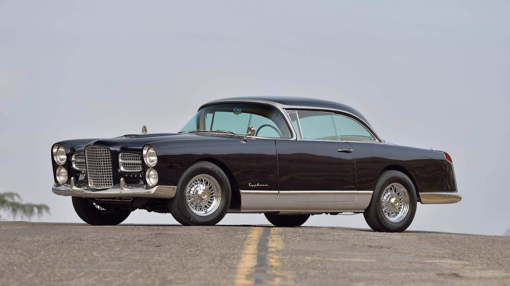 2018 Mustang Mach 1 >> 1 of 36 Ever Made: The Rare 1958 Facel Vega FV4 Typhoon