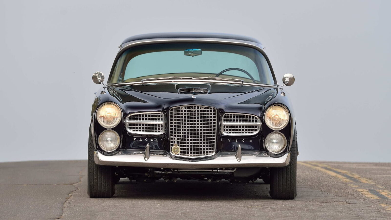 Facel Vega 13 1600x900 - 1 of 36 Ever Made: 1958 Facel Vega FV4 Typhoon