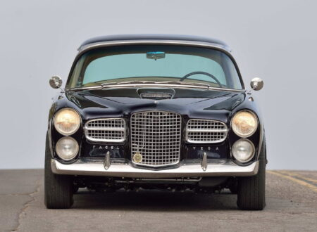 Facel Vega 13 450x330 - 1 of 36 Ever Made: 1958 Facel Vega FV4 Typhoon