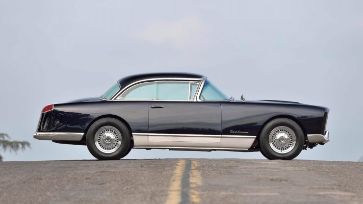 Facel Vega 2 740x416 - 1 of 36 Ever Made: 1958 Facel Vega FV4 Typhoon