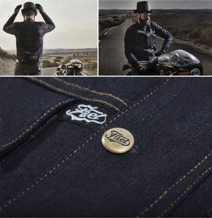 Fuel Downtown Denim Motorcycle Jacket 2 740x761 - Fuel Downtown Denim Motorcycle Jacket