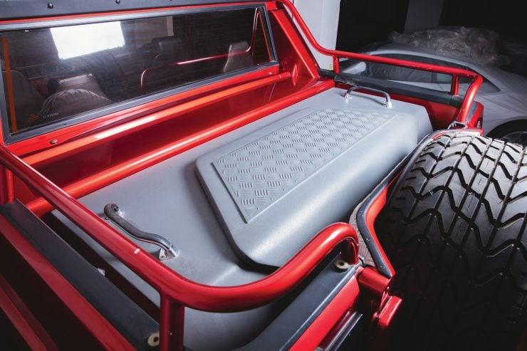 Lamborghini LM002 4x4 Car 5