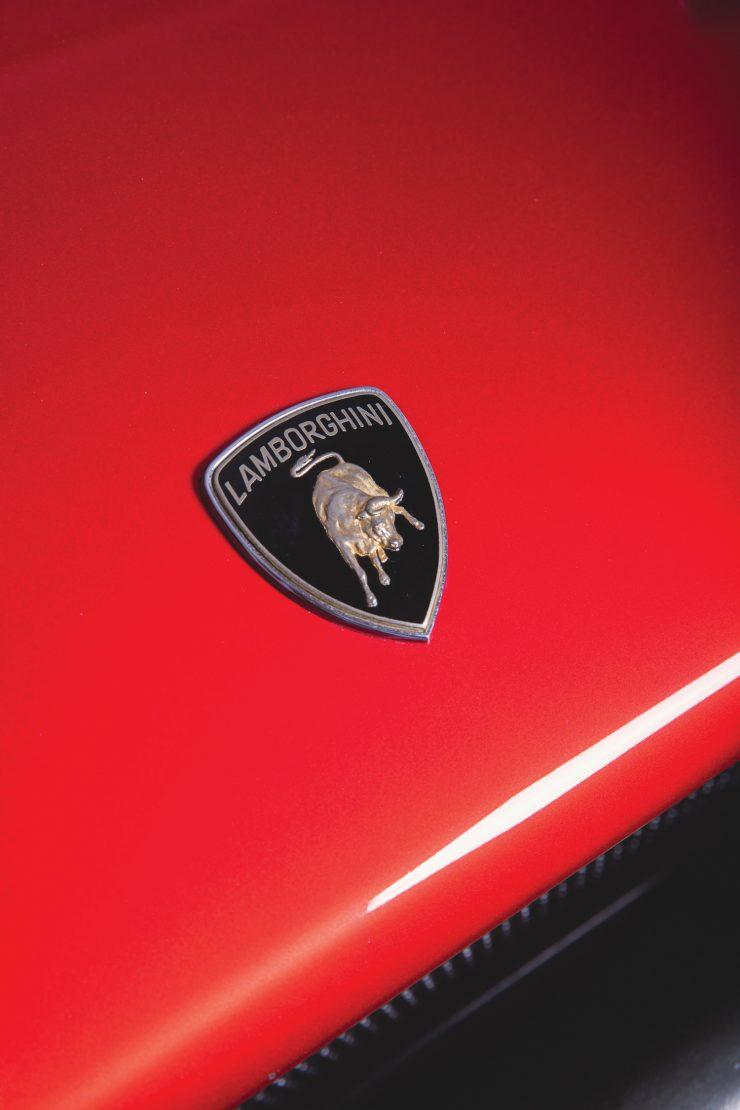Lamborghini LM002 4x4 Car Badge