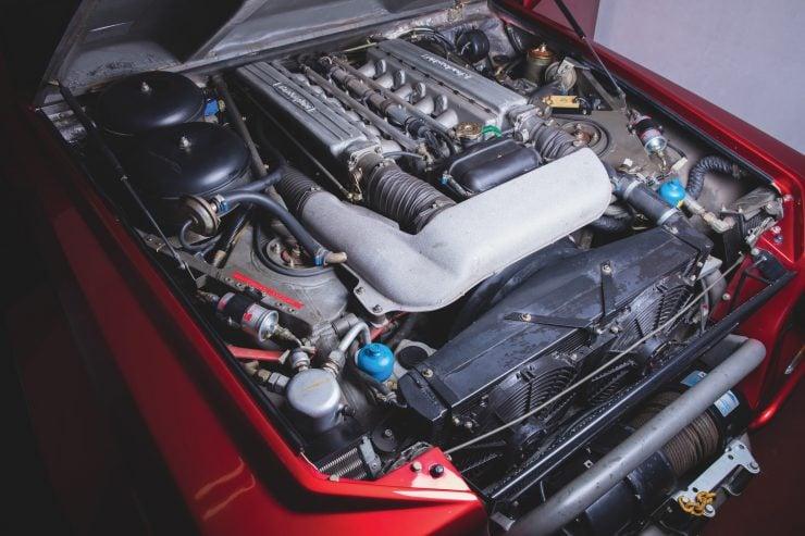 Lamborghini LM002 4x4 Car V12 Engine