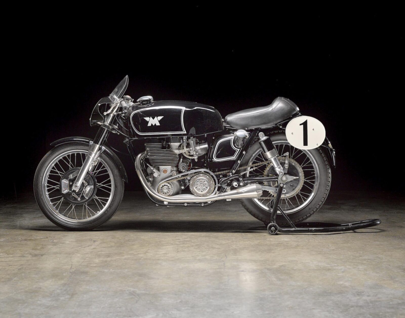 Matchless G45 2 1600x1257 - 1955 Matchless G45 Racer