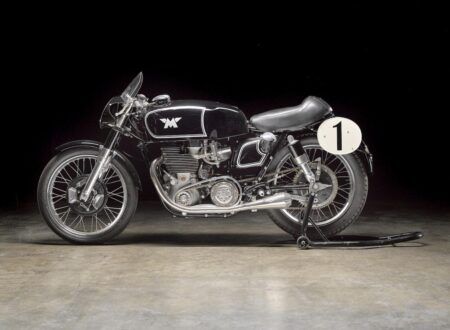 Matchless G45 2 450x330 - 1955 Matchless G45 Racer