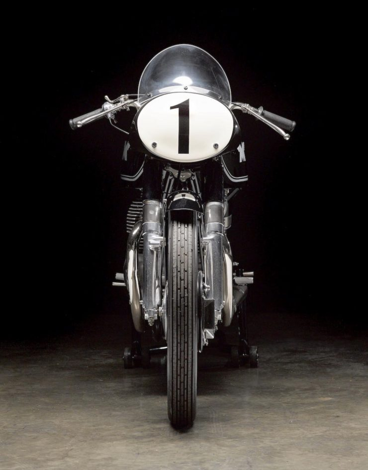 Matchless G45 5 740x945 - 1955 Matchless G45 Racer