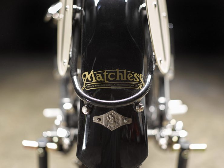 Matchless G45 7 740x553 - 1955 Matchless G45 Racer
