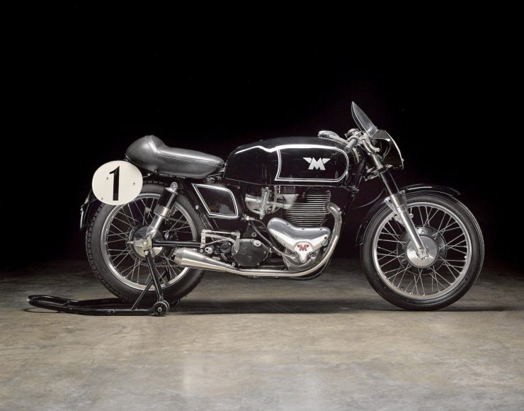 Matchless G45 740x580 - 1955 Matchless G45 Racer