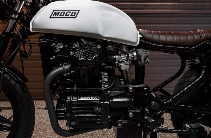 Midnight Oil Cycle Co. Honda CX500 3 740x487 - Midnight Oil Cycle Co. Honda CX500