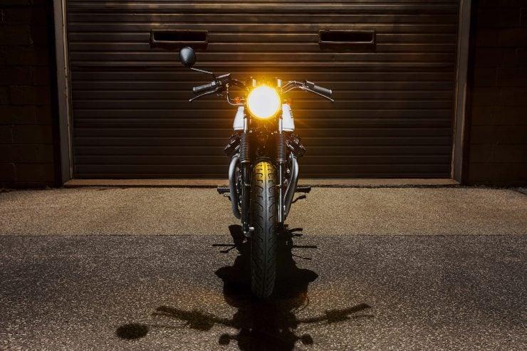 Midnight Oil Cycle Co. Honda CX500 7 740x493 - Midnight Oil Cycle Co. Honda CX500