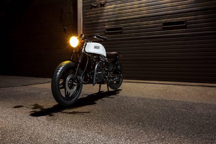 Midnight Oil Cycle Co. Honda CX500 9 740x493 - Midnight Oil Cycle Co. Honda CX500