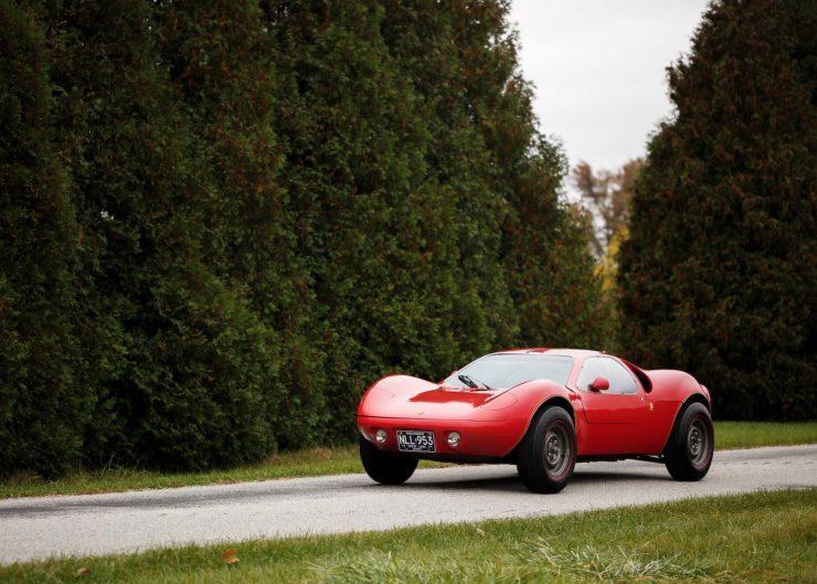 Molzon Concept Corsa GT38 11 740x529 - 1968 Molzon Concept Corsa GT38