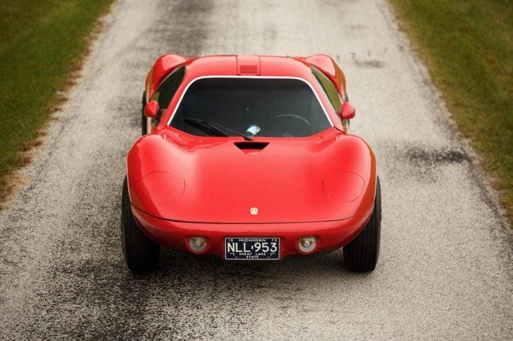 Molzon Concept Corsa GT38 13 740x492 - 1968 Molzon Concept Corsa GT38