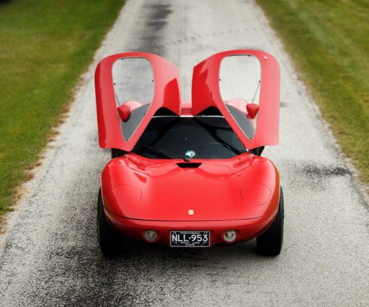 Molzon Concept Corsa GT38 14 740x617 - 1968 Molzon Concept Corsa GT38
