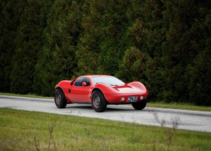 Molzon Concept Corsa GT38 18 740x528 - 1968 Molzon Concept Corsa GT38