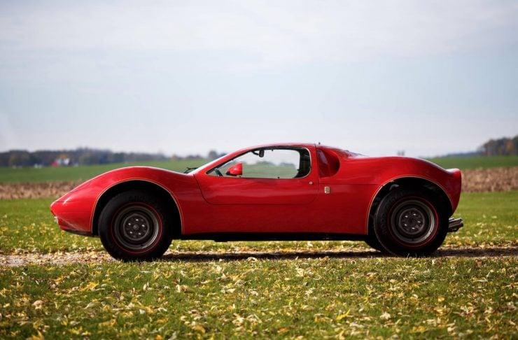 Molzon Concept Corsa GT38 6 740x486 - 1968 Molzon Concept Corsa GT38