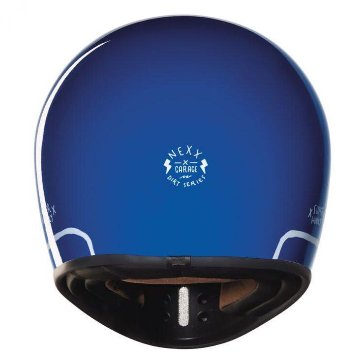 Nexx XG200 Offroad Superhunky Helmet Back 740x740 - Nexx X.G200 Offroad Superhunky Helmet