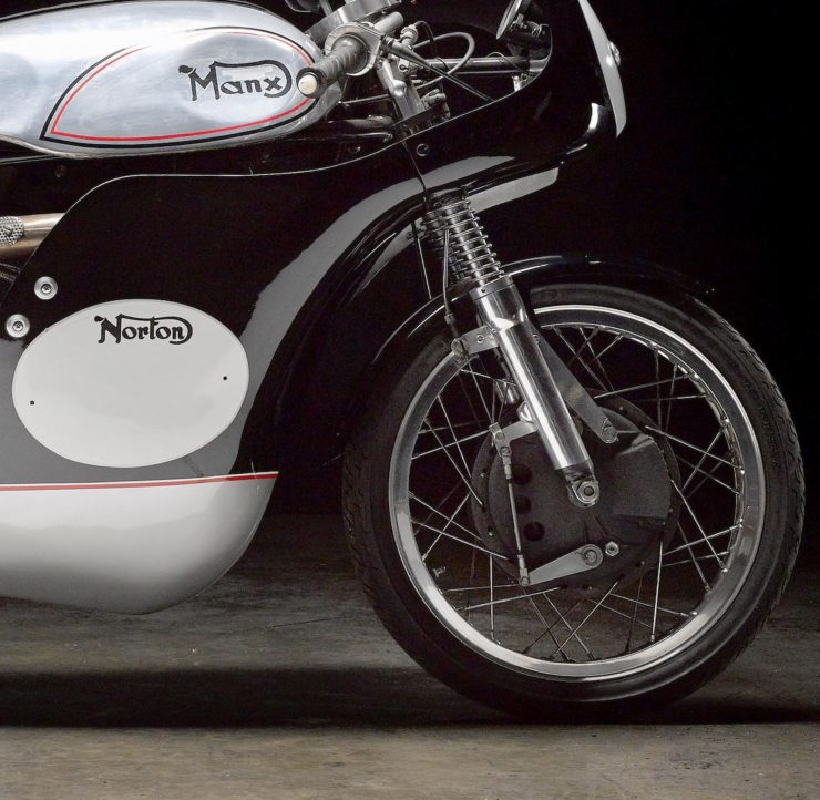 Norton Petty Molnar Manx Road Racer 10 740x722 - 1962 Norton Petty-Molnar Manx Road Racer