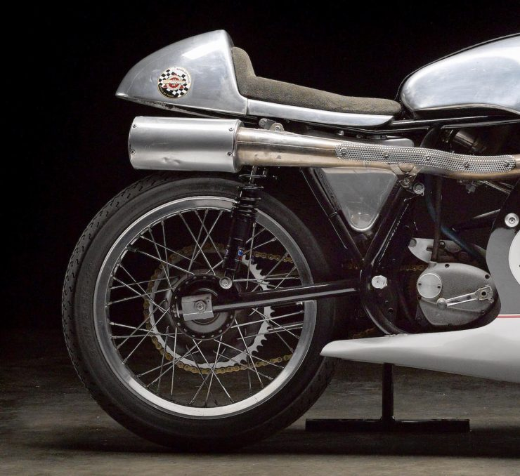 Norton Petty Molnar Manx Road Racer 11 740x678 - 1962 Norton Petty-Molnar Manx Road Racer