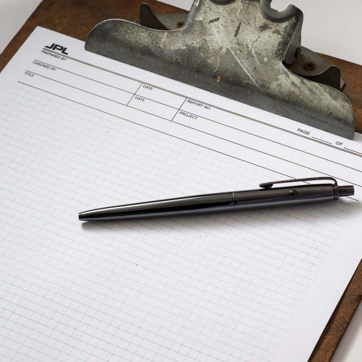 Original Fisher Astronaut Space Pen 2 740x740 - The Original Fisher Astronaut Space Pen
