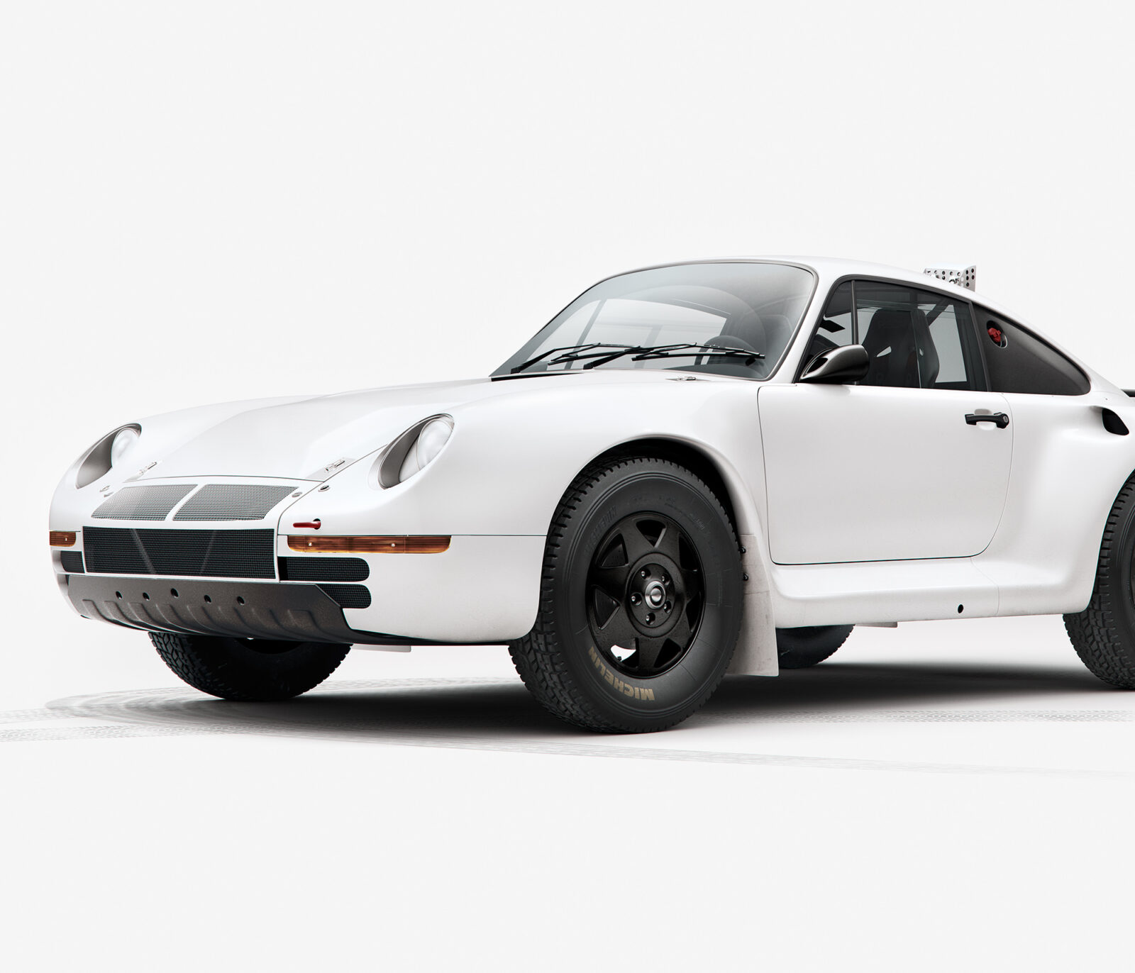 paris dakar rally porsche 959 plain body prints. Black Bedroom Furniture Sets. Home Design Ideas