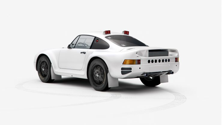 Paris Dakar Rally Porsche 959 2 740x416 - Paris-Dakar Rally Porsche 959 Plain Body Prints