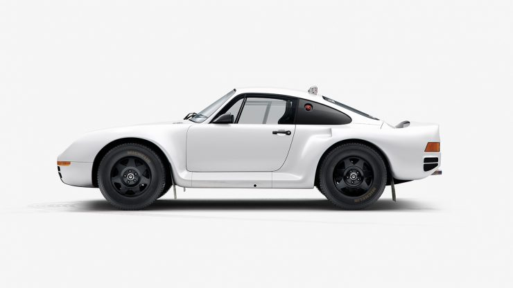 Paris Dakar Rally Porsche 959 5 740x416 - Paris-Dakar Rally Porsche 959 Plain Body Prints