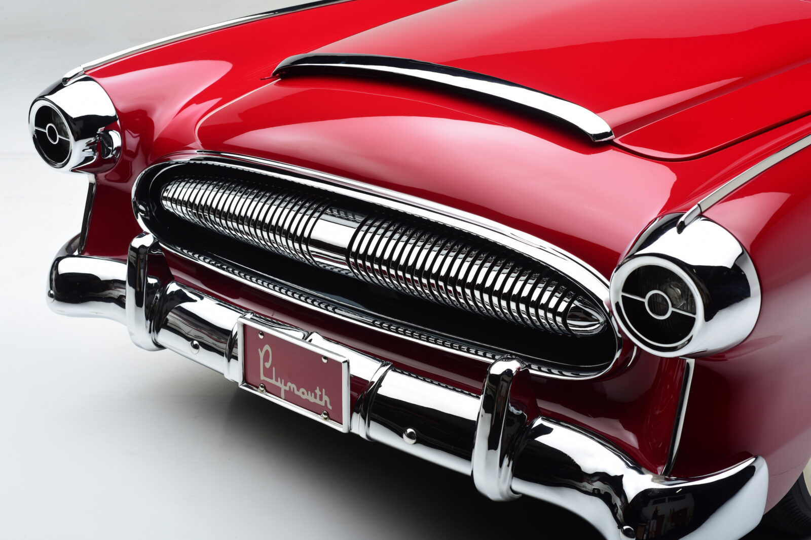 Plymouth Belmont Concept Car Grill 1600x1067 - 1954 Plymouth Belmont Concept Car