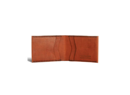 Tailfeather Handcrafted Kangaroo Leather Wallet 1 450x330 - Tailfeather Goods: Handcrafted Kangaroo Leather Wallet