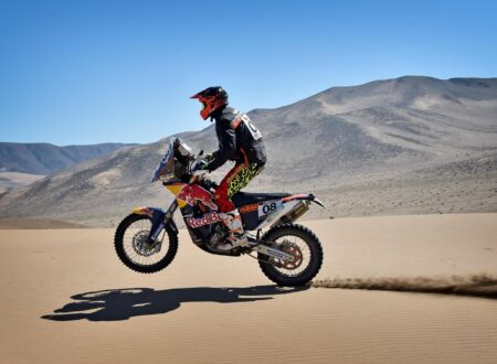 Toby Price 450x330 - Toby Price / Dakar Rally Documentary: Paying the Price