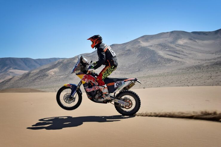 Toby Price 740x493 - Toby Price / Dakar Rally Documentary: Paying the Price