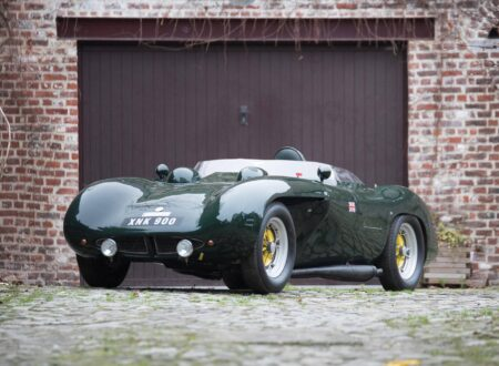 Tojeiro Butterworth AJB Vintage Car 450x330 - 1956 Tojeiro-Butterworth AJB Air-Cooled Racing Car