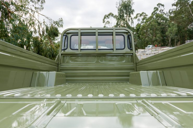 Toyota Land Cruiser HJ 45 15 740x493 - 1978 Toyota Land Cruiser HJ45 Long Bed Pick-Up Truck