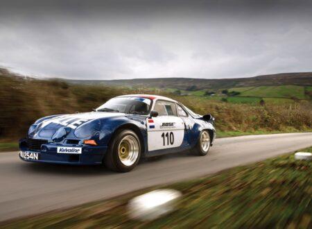 "alpine renault a110 car 8 450x330 - 1974 Alpine-Renault A110 B ""Team Vialle"""