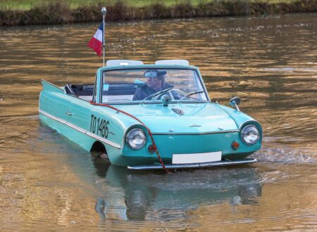 amphibious classic car amphicar main 450x330 - An Amphibious Classic: The 1963 Amphicar 770