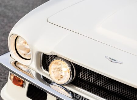 aston martin v8 vantage 12 450x330 - Britain's First Supercar: The Aston Martin V8 Vantage